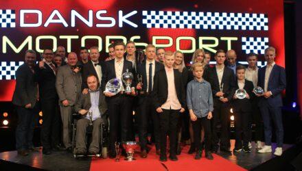 Foto fra Dansk Motorsport 2018 af Michael Ewert