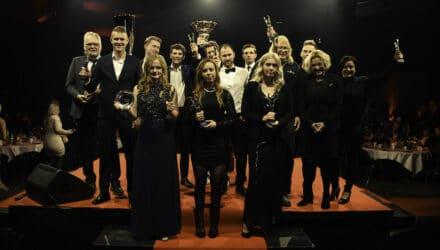 Vinderne ved Dansk Motorsport Award 2018