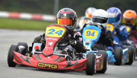 © KARTING I BILLEDER / FORMULA RACING Formula Racing teamer op med dansk VM-navn