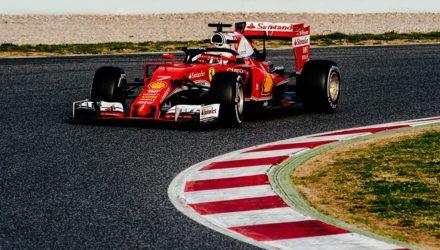 Foto: Scuderia Ferrari, Preseason test, Barcelona