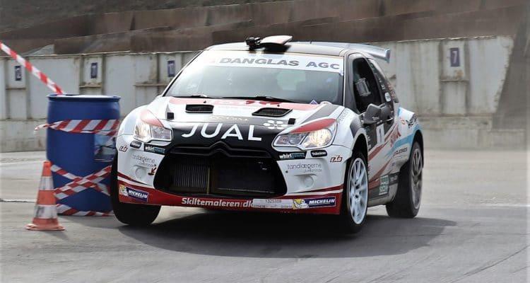 Ib Kragh kan muligvis drille forhåndsfavoritten Esben Hegelund i Cimbern Rally, anden afdeling af Autoplus Dansk Super Rally