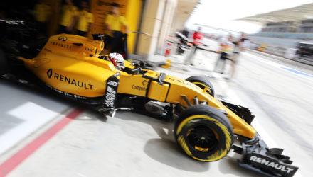Forme 1 stillingen 2016 efter Bahrains Formel 1 grandprix