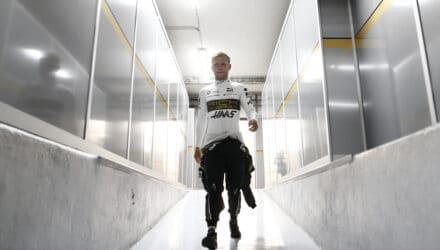 Kevin Magnussen under Frankrigs GP 2019