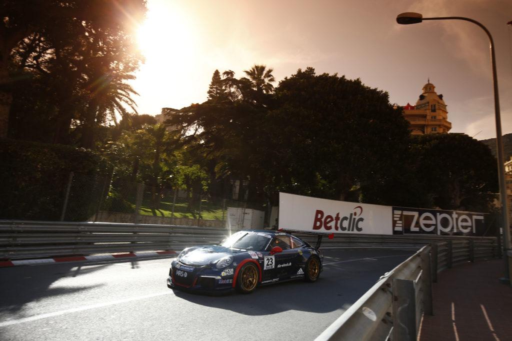 Porsche Mobil 1 Supercup Monaco 2016 Mikkel Overgaard Pedersen (DK)