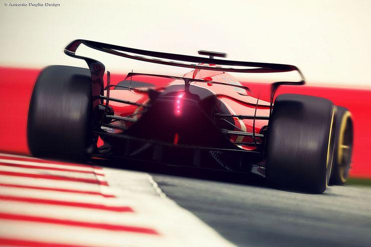 F1, 2025 engine: Ferrari open to new start with a four-cylinder (V4)