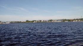 Вид на залив Вуоксы