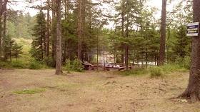 Лагерь в Дивной бухте
