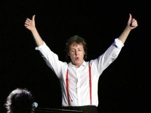 Paul McCartney - foto di Kubacheck da Flickr