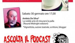 podcast Amleto De Silva