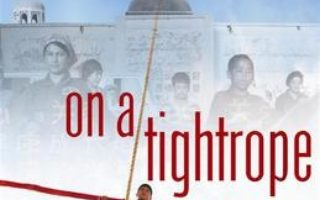 On A Tightrope  International Poster
