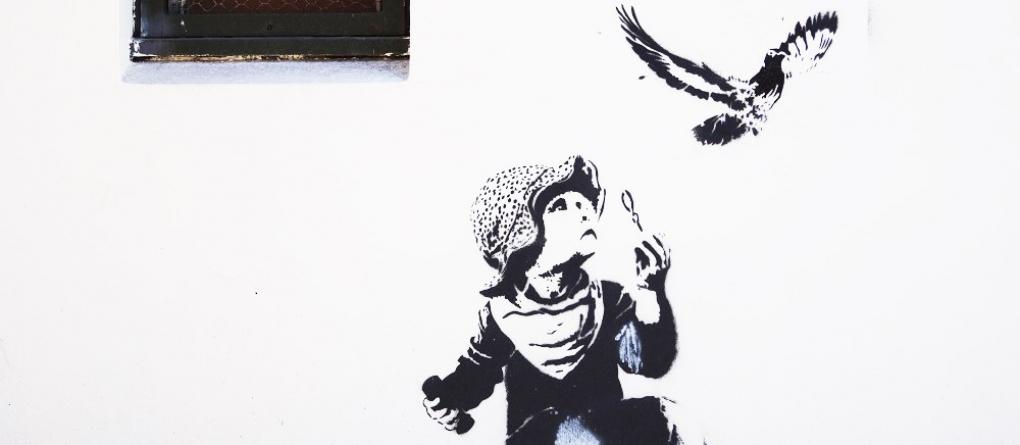 Grafitti Raftovegg