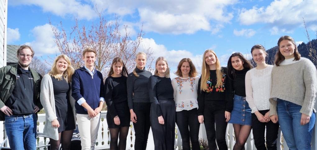 Studentgruppen2017