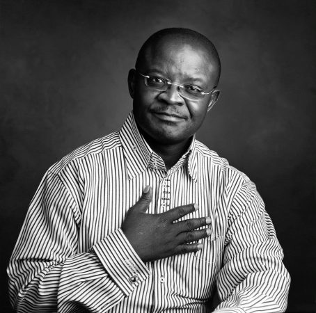 Rafto laureate, Bulambo Lembelembe Joshua.