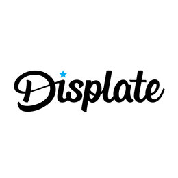 Displate logo nowe
