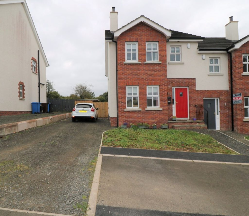 Image of 10 Old Manse Grove, Grange, Ballymena, Co Antrim, BT41 3GY