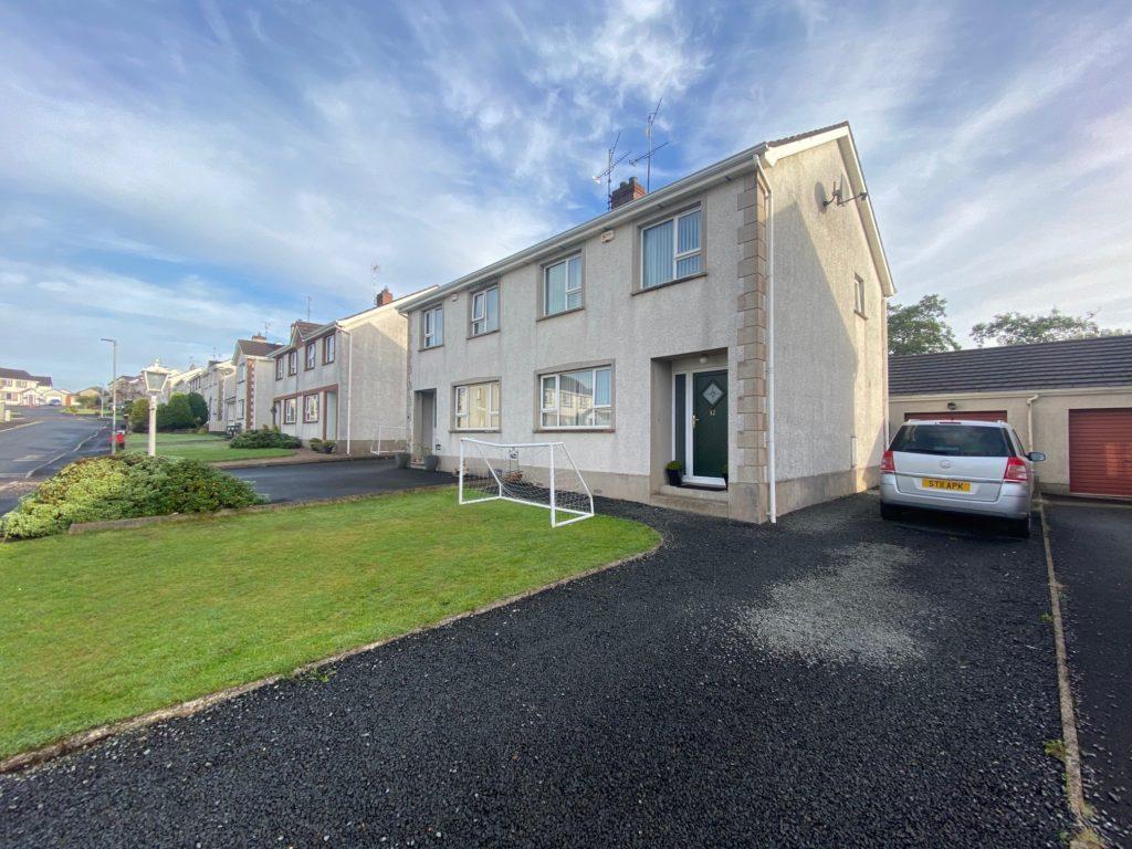 Image of 12 Beechgrove Manor, Ballymena, Co Antrim, BT43 7NN
