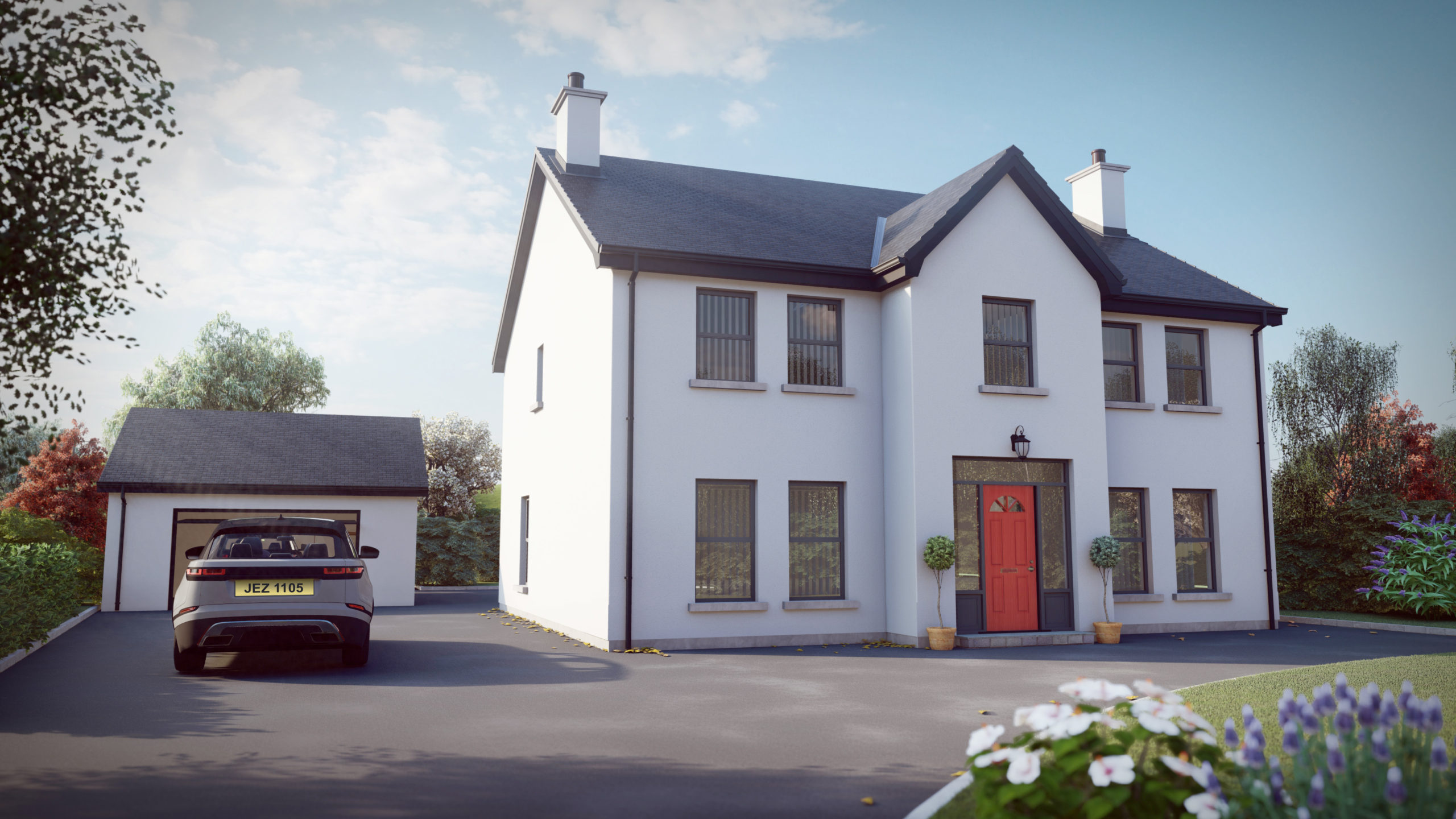 Image of 136 Carnalbanagh Road, Brougshane, Ballymena, Co Antrim, BT42 4NT