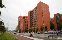 De rechtbank van Rotterdam