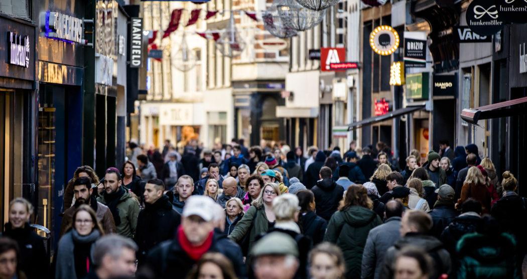 Nederlandse winkelstraten