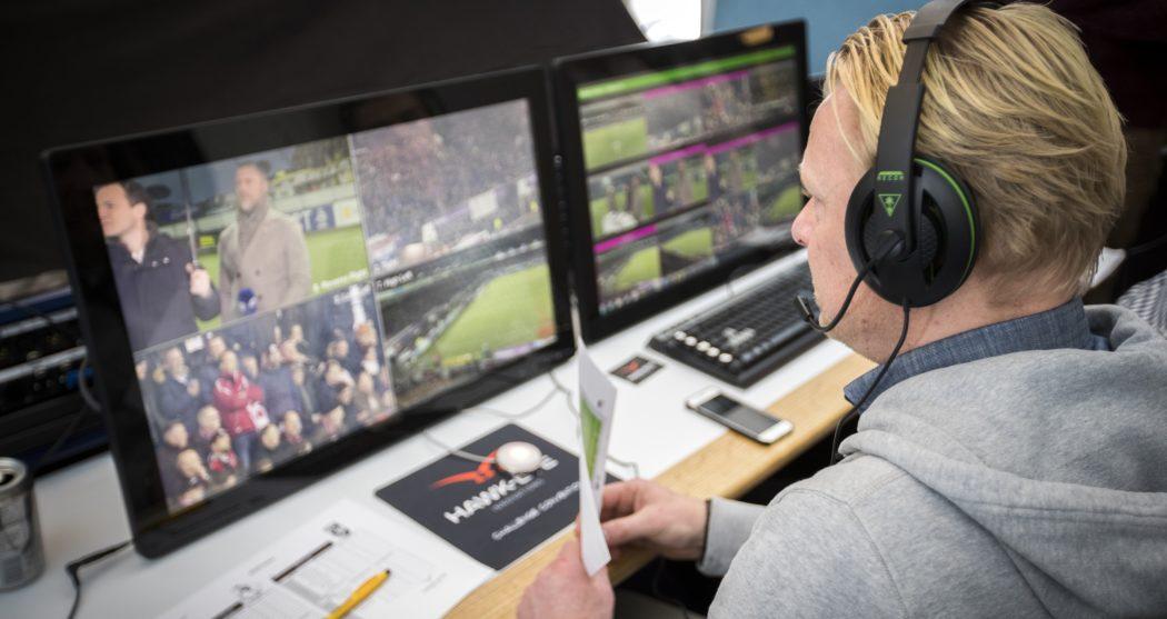 Videoscheidsrechters werken vanuit Hilversum
