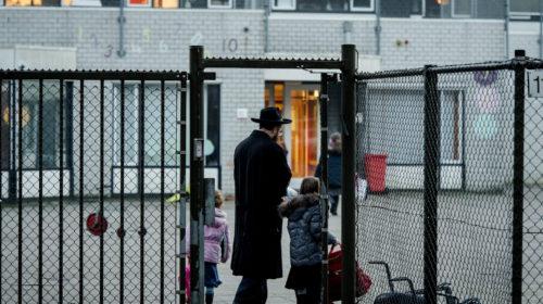 Orthodox-joodse school weer open