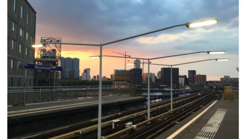 Metrohalte Maashaven