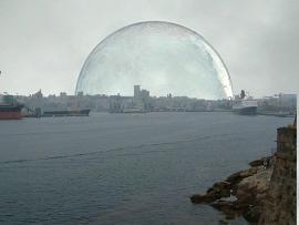 La burbuja inmobiliaria, vaya burbuja