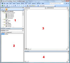 Excel VBA y macros: Una herramienta muy útil para trabajar hojas de ...