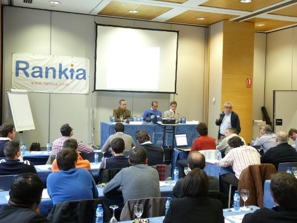 Coloquio Enrique Roca, Julian Pascual y Antonio Aspas