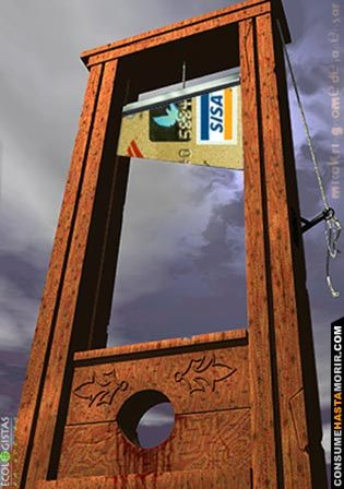 Credi guillotina