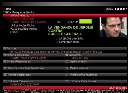 El que tiene información de la buena es Dominique Strauss Khan...)