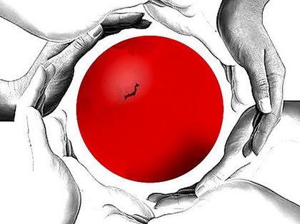 Solidarios con japon foro