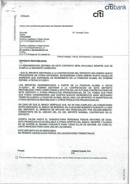 Anexo Deposito 4,25%