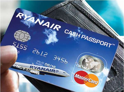 Ryanair cash passport foro