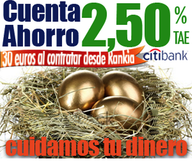Cuenta Ahorro Rentabilidad Citibank