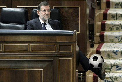 El mundo de Rajoy