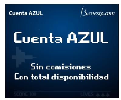 Cuenta Azul Ibanesto