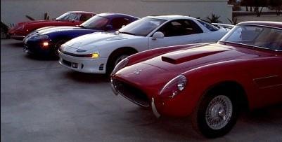 Cuatro coches foro