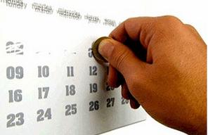 Calendario bolsa 2013