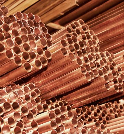 Consulta sobre precio del cobre o metales 2 3 rankia - Tuberia de cobre precios ...