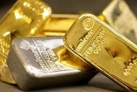 monedas oro y plata pequeño inversor