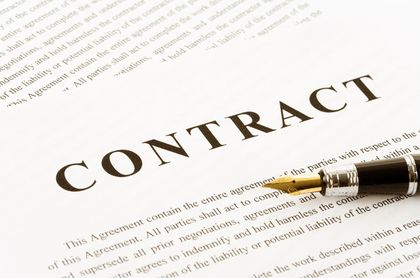 Cambio condiciones contractuales