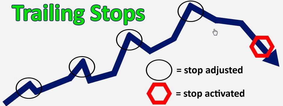 Orden de Stop de Seguimiento
