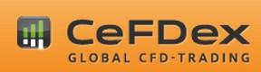 CeFDex bróker  CFDs