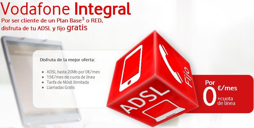 Mejor tarifa adsl m vil rankia - Vodafone tarifas internet casa ...