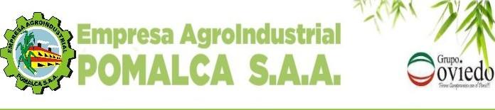 Agroindustrial Pomalca (POMALCC1)