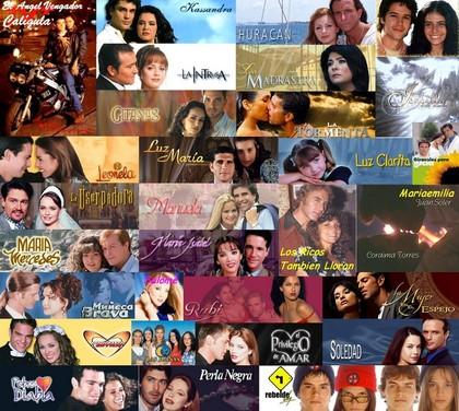 Mejores telenovelas mexicanas