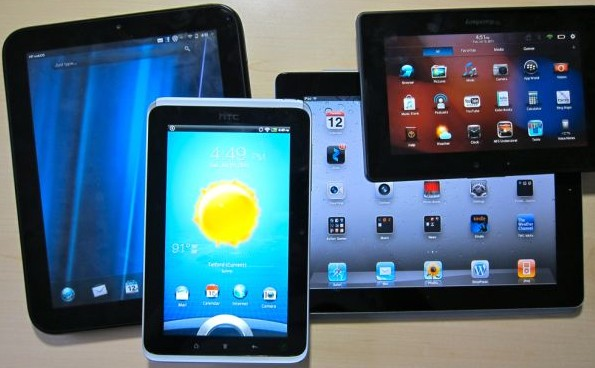 Internet Móvil tablet