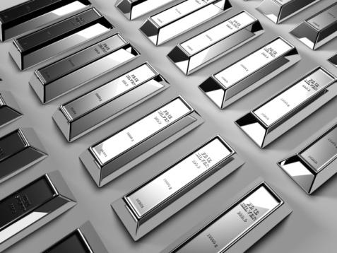 materias primas plata
