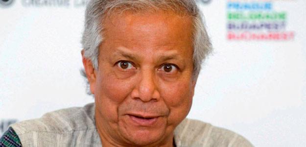 Muhammad Yunus - Promotor de los microcréditos